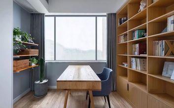 5-10万80平米北欧风格书房装修效果图