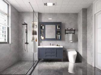 140平米四室一厅混搭风格卫生间效果图