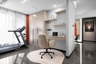 15-20万110平米三室两厅现代简约风格书房设计图