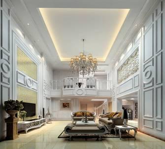 豪华型140平米复式欧式风格客厅欣赏图