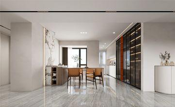 140平米四法式风格餐厅图片