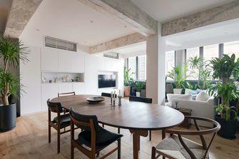 10-15万110平米三室两厅田园风格客厅装修效果图
