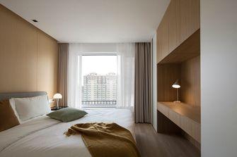 富裕型100平米三室两厅北欧风格阳光房图