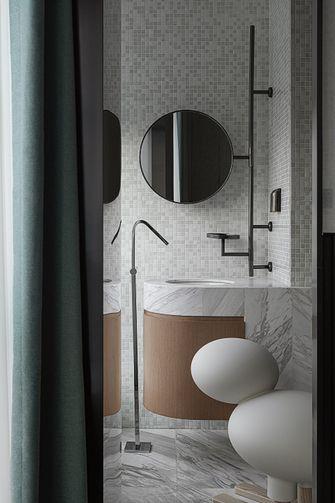 15-20万120平米三室一厅现代简约风格卫生间图片大全