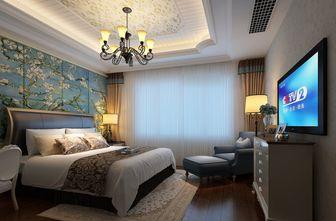 豪华型140平米复式地中海风格卧室欣赏图
