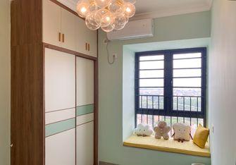 100平米四室两厅混搭风格青少年房装修图片大全
