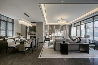 富裕型130平米三室两厅中式风格客厅图片