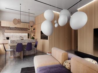 经济型80平米混搭风格餐厅装修图片大全