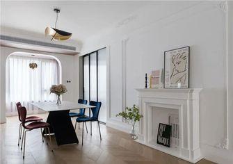 经济型140平米三室两厅欧式风格餐厅装修案例