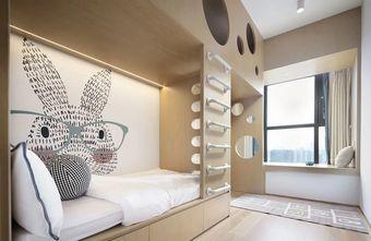 140平米四室两厅中式风格青少年房效果图
