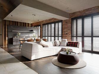 豪华型100平米三室两厅工业风风格客厅效果图