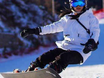 SKINOW雪乐山滑雪