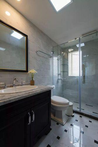 100平米三室一厅美式风格卫生间效果图