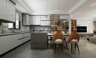 20万以上140平米四室四厅轻奢风格厨房装修案例