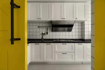 经济型120平米四室一厅北欧风格厨房设计图