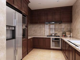 140平米复式新古典风格厨房欣赏图