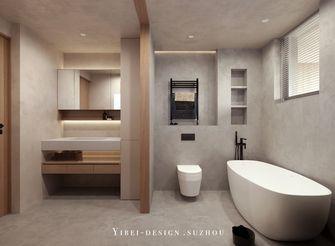 经济型140平米一居室日式风格卫生间装修案例