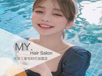 美漾 HairSalon接发色彩造型