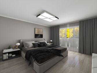 5-10万40平米小户型现代简约风格卧室装修图片大全