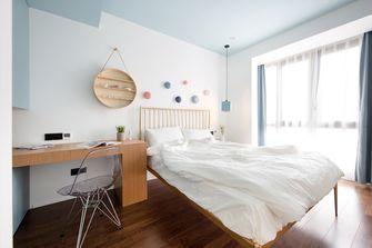 豪华型140平米三室三厅中式风格卧室图片