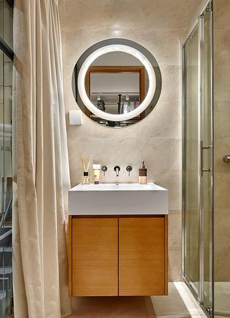 70平米三现代简约风格卫生间装修案例