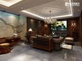 豪华型140平米别墅法式风格影音室装修效果图