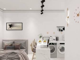 60平米公寓欧式风格卧室效果图
