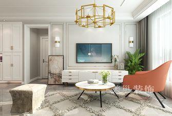 20万以上130平米四现代简约风格客厅装修效果图