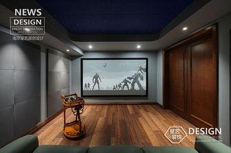 豪华型140平米别墅美式风格影音室图片大全