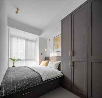 小户型北欧风格卧室图片大全