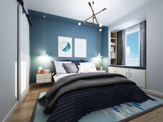 100平米三北欧风格卧室图片