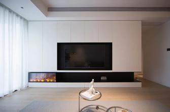 3-5万90平米现代简约风格客厅图片大全