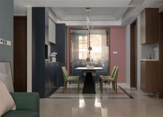 10-15万140平米三室两厅现代简约风格餐厅装修效果图