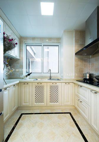 120平米三欧式风格厨房装修图片大全