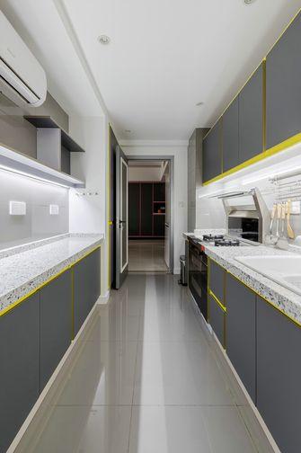 15-20万140平米三室一厅混搭风格厨房图片