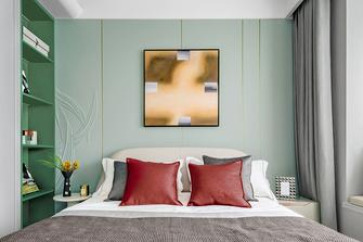 三室一厅轻奢风格卧室装修图片大全