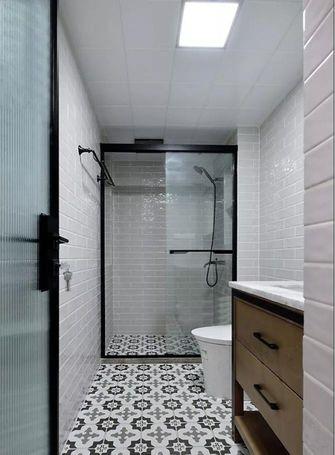 10-15万100平米美式风格卫生间装修图片大全