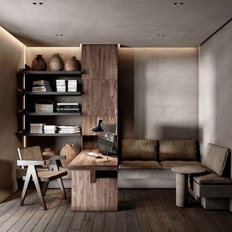 豪华型140平米三田园风格书房装修案例