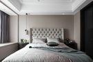 富裕型140平米三室两厅北欧风格卧室图