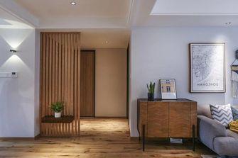 富裕型120平米三室一厅北欧风格玄关图片