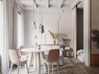 经济型30平米小户型北欧风格餐厅装修案例