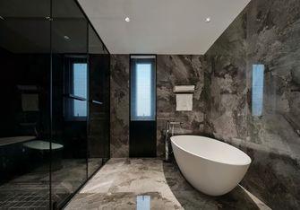 豪华型140平米四室一厅轻奢风格卫生间装修图片大全