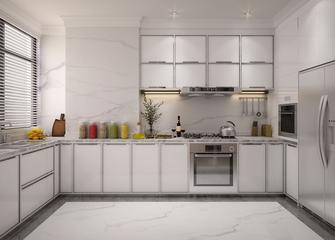 富裕型140平米四欧式风格厨房图片