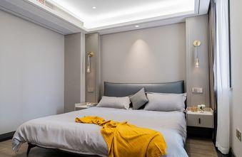 60平米一居室轻奢风格卧室装修图片大全