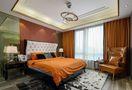 110平米三法式风格卧室装修图片大全