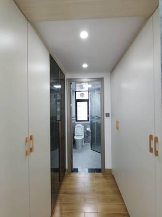 富裕型120平米三室两厅中式风格衣帽间图
