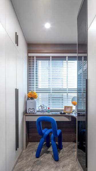 15-20万110平米三室一厅现代简约风格书房装修案例