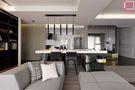 110平米港式风格餐厅装修案例