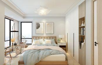 90平米三日式风格卧室装修案例