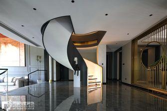 20万以上140平米别墅美式风格楼梯间欣赏图